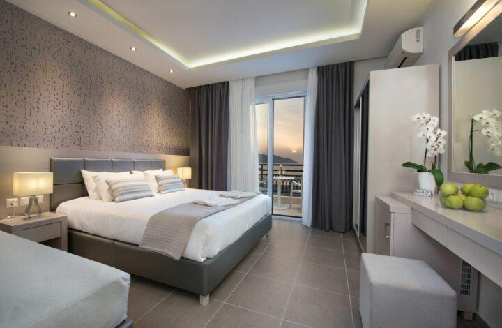 Superior Seaview Double Room